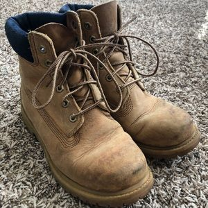 6 Inch Timberland Premium Waterproof Boots